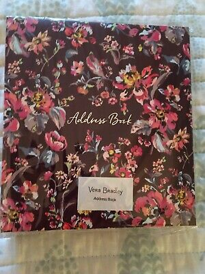 Vera Bradley address book