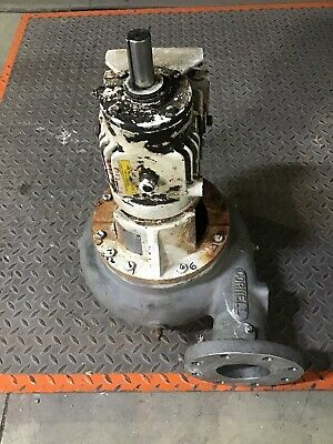 Cornell 4NMP-F5K  Solids Handling Pump Stainless Pump Head