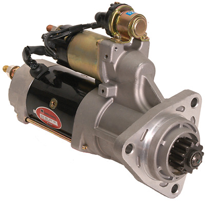 Delco Remy 8200075 New 38Mt Starter Mbe926 7.2L