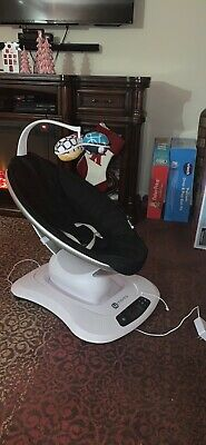 4moms 2000800 MamaRoo 4 Infant Seat - Black