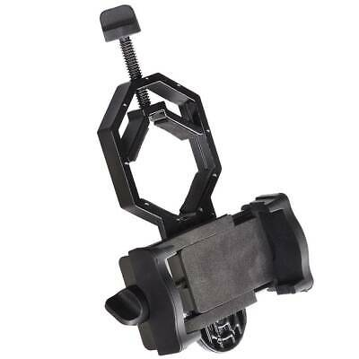 Cell Phone Holder Mount Universal Adapter Spotting Scope Bino/Monocular
