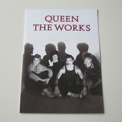 Official Queen Brazil 81 Maxi Poster 91.5 x 61cm A Night At The Opera Hot Space