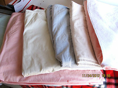 5 reclaimed, hospital washable Bed Pads,Pee wee,dogs,cats Grade A pads
