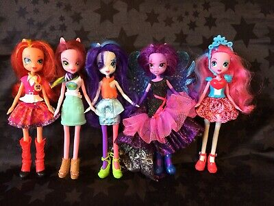 My Little Pony Equestria Girls Doll Bundle