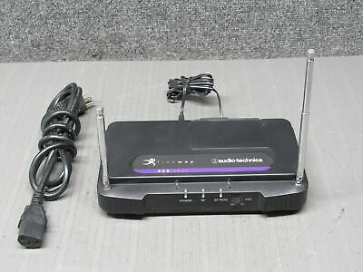 Audio Technica ATW-R200 Pro VHF Wireless Receiver System *Tested*