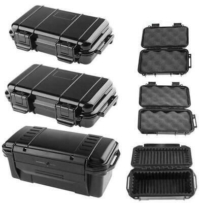 Portable Outdoor ABS Plastic Sealed Waterproof Safety Case Tool Holder Dry Box