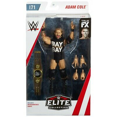ADAM COLE WWE Mattel Elite 71 NXT  New