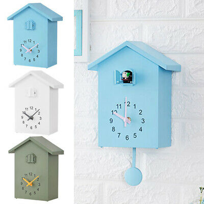 Cuckoo Wall Clock Modern Bird Hanging Decoration Alarm Clock  Fashion Household