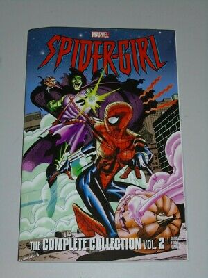 Spidergirl Complete Collection Volume 2 Marvel DeFalco (PB)< 9781302918446