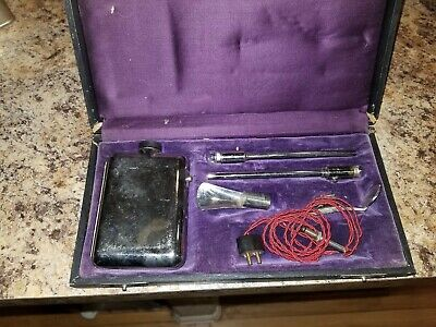 From My Private Collection Early 1900S Antique Vintage Complete Ent Set