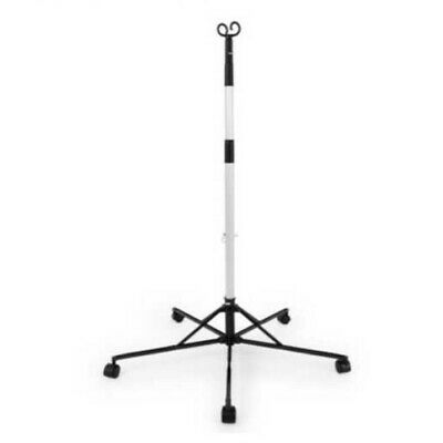 Pitch-It by Sharps Foldable Portable IV Pole Stand Double Hook  30006~EUC