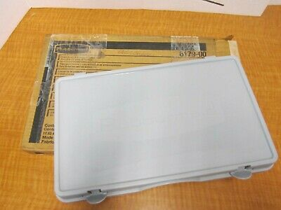 """Rubbermaid (617900) Commercial Trash Can Compartment Cover 17.63 x 12.5 x 2.75"""""""