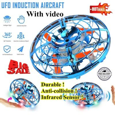 Mini Drones 360° Rotating Smart Mini UFO Drone for Kids Flying Toys Gift-50% OFF