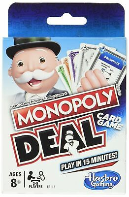 Monopoly Deal Games