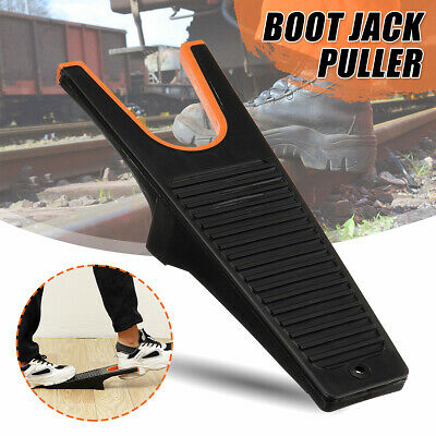 Heavy Duty Boot Jack Puller Removal Shoe Foot Scraper Cover For Horse RidiCWY