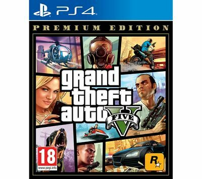 PS4 Grand Theft Auto V: Premium Edition - Currys