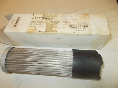 Liebherr 10337547 Hydraulic Filter Element A/R Series Litronic R900 etc