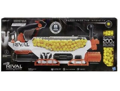 NERF Rival Prometheus MXVIII-20K PHANTOM  CORPS Brand New Factory Sealed