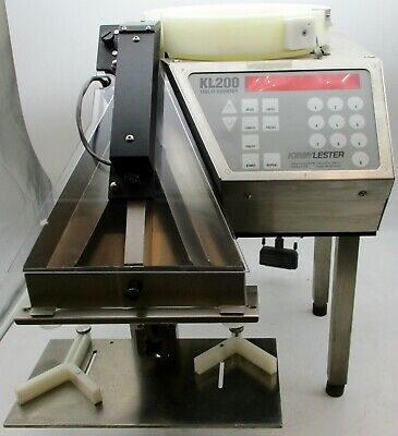 Kirby Lester KL200 Pill Tablet Capsule Counter Parts or Repair AS-IS