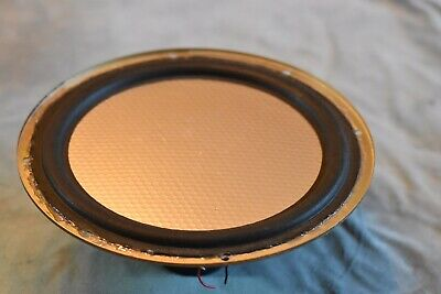 """Carver Amazing Speakers 12"""" Homeycomb Woofer 618-00001-00 #4"""
