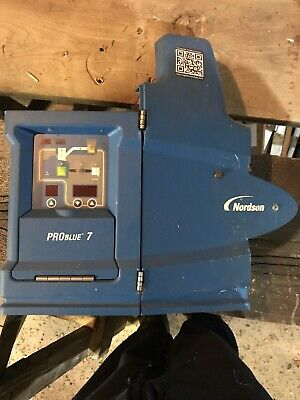 Nordson Problue 7 Used Front Panel And HMI only