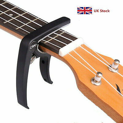 Banjo SILV Capo Trigger Clamps Guitar For Acoustic Electric Classical Guitars