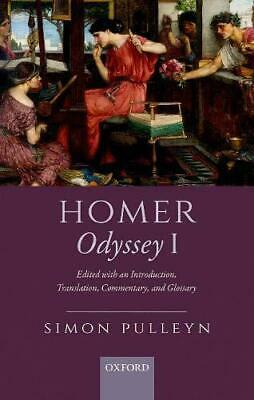 Homer, Odyssey I: Edited with an Introduction, Translation, Commentary, and Glos