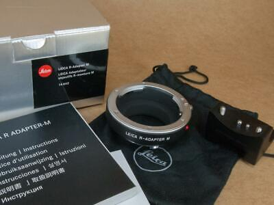 Leitz Leica 114642  R to M adapter - Boxed in Superb Condition
