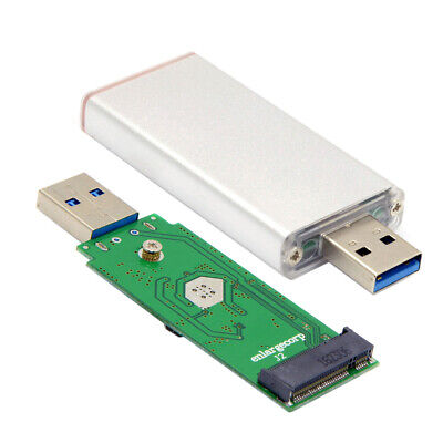 Cablecc NGFF M2 SSD to USB 3.0 External PCBA Conveter Adapter Card Flash Disk