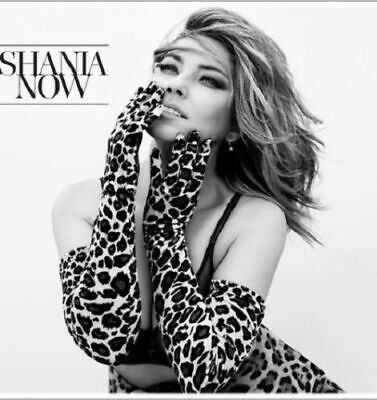 SHANIA TWAIN Now CD BRAND NEW Deluxe Version With Extra Tracks Digipak