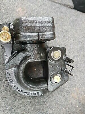 Land Rover Military Wolf Nato Tow Jaw Dixon Bate Hitch Nrc2051