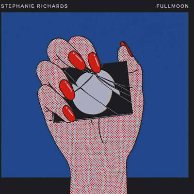 Stephanie Richards Fullmoon CD Relative Pitch Records 2018 NEW