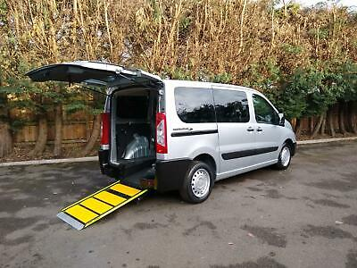 2012 Peugeot Expert 2.0 HDi Comfort Wheelchair Accessible Vehicle.