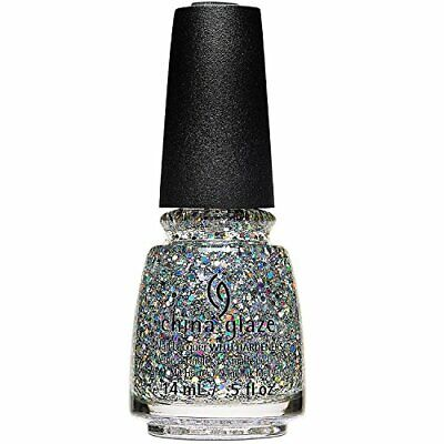 China Glaze, Esmalte de uñas (Disco Ball Drop) - 14 ml.