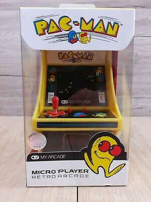 My Arcade Pac-Man Cabinet Retro Game New
