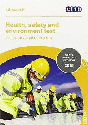 Health, Safety and Environment Test for Operatives and Specialists: GT 100/15 DV