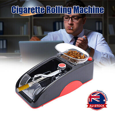 Electric Automatic Cigarette Injector Rolling Machine Tobacco Maker Roller A