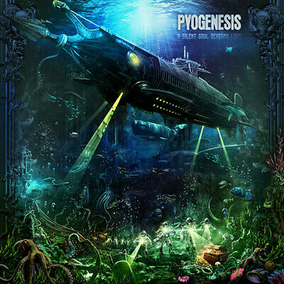 PYOGENESIS - A Silent Soul Screams Loud - Digipak-CD - 884860299527
