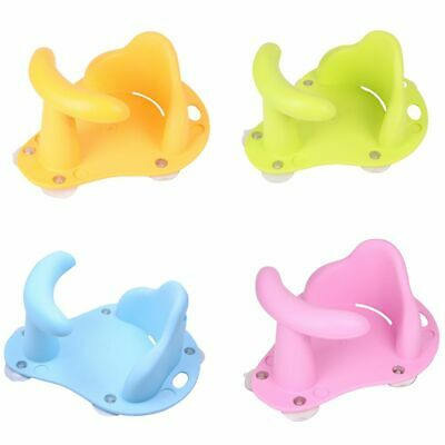 Anti-slip Baby Bath Seat Tub Ring Support Safety Aids For Infant Toddler Kids