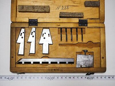 Precision Angle Gauge Block ACCESSORIES SET USSR