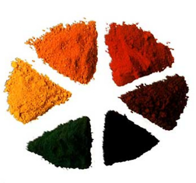 Aniline dye for fabric (in packages of 10 g)