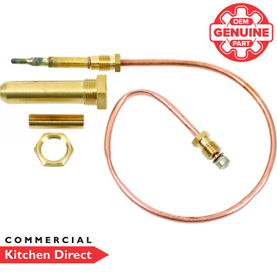 CATERING RESTAURANT THERMOCOUPLE 320mm M8x1 UNIFIED SLEEVE p//n 0.200.121