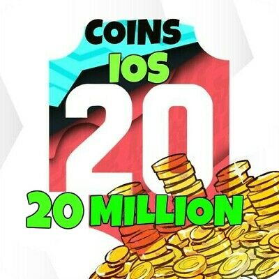 Pacybits Fut 20 -  20 Million Coins -  Ios Fast Delivery Safe !!!!
