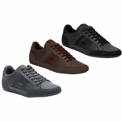 Lacoste Chaymon 419 1 CAM Mens Trainers in Various Colours and Sizes