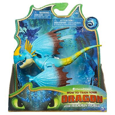 Dreamworks Dragons, Stormfly Dragon Figure with Moving Parts, for Kids Aged 4...