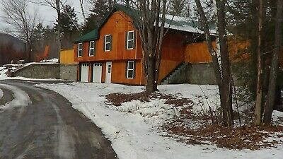 Maine  Home And 2.6 Acres Of Land ,   Maine  Vacation Land,    Roxbury, Maine.
