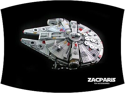 DISPLAY STAND for Star Wars Lego 75257 75212 Millennium falcon and Kessel Run MF