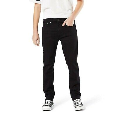 Signature by Levi Strauss & Co. Gold Label Boys' Skinny Fit Jeans. 4 Gothic