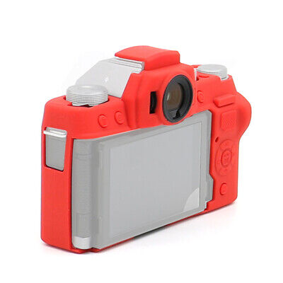 Soft Silicon Camera Case for Fuji XT100 Mirrorless Protection Rubber Cover