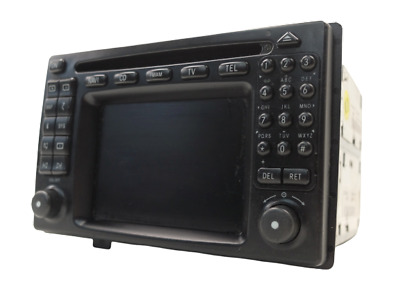 Radio Cd Navi TV Mercedes-Benz A2108205489 7612001770 Bosch